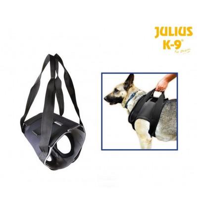 Julius-K9® Rehabilitation Harness Front