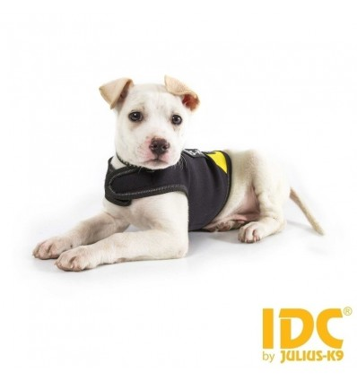Julius-K9 IDC® Neoprene Dog Jacket Yellow