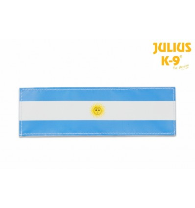 Julius-K9 Velcro National Flags