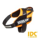 Pettorina Julius-K9 IDC® Stealth Powerharness UV Orange