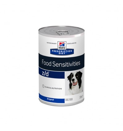 Hill's Prescription Diet Food Sensitivities Z/D Canine