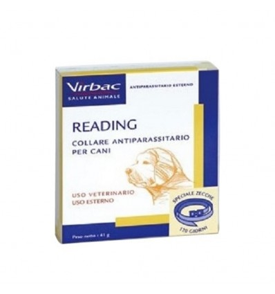 Virbac Reading collare cane