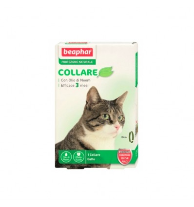 Beaphar naturale collare gatto